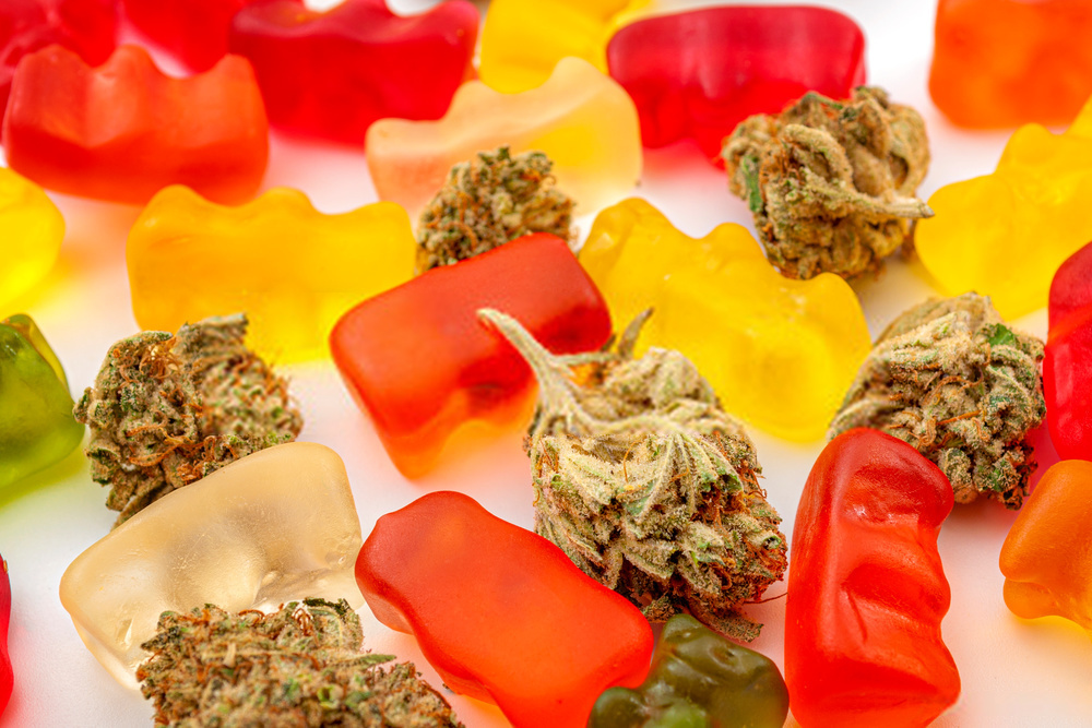 Cannabis Edibles look like