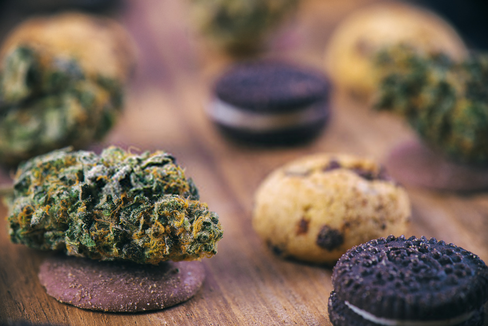Edibles Contrast from smoking?